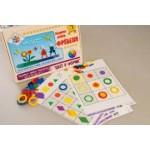 Игровой набор Фрёбеля «Цвет и форма»