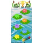 Игровой набор Фрёбеля «Лягушки»