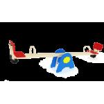 Качалка-балансир Мега                                      3120х490х900