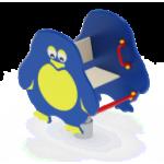 Качалка Пингвиненок                                           800х580х1000