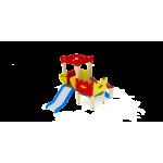 Детский игровой комплекс                           Королевство Горка 900                                           1510х2880х2730