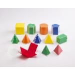 Набор геометрических тел 2D 3D 8 см новинка!!!