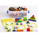 Набор соединяющихся кубиков расширенный (504)             бестселлер