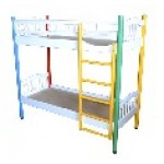 Двухъярусная детская кровать Карандаш 1200/1400*600*1400