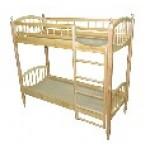 Двухъярусная детская кровать Ангелина 1200/1400*600*1400