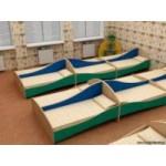 Кровать двойная  1440*1200*600