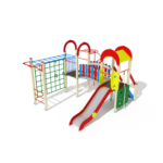 Детский игровой комплекс                           Рада Горка 1200                                           4900х3520х3000