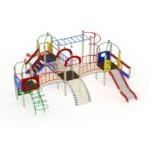 Детский игровой комплекс                           Навина Горка 1200                                           7020х8020х3200