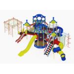 Детский игровой комплекс                           Морской Горки 1200, 2000                                           14000х11373х4220